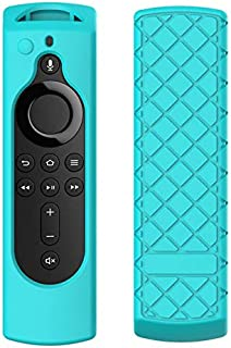 XuBa - Custodia protettiva in silicone per Amazon Fire TV Stick 4K Lyndee