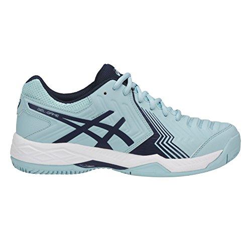 Asics Gel-Game 6 Clay blauw tennisschoenen dames