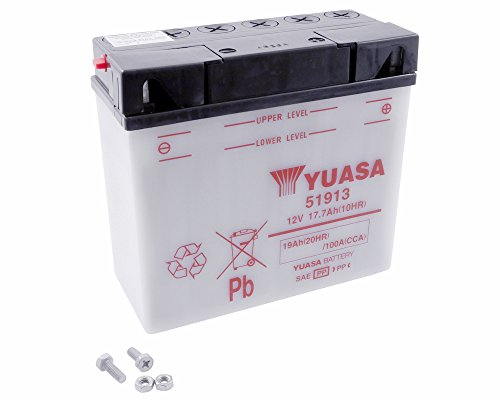 Batterie YUASA–51913Für BMW R1150R/RS/RT 1150ccm Baujahr 01–02