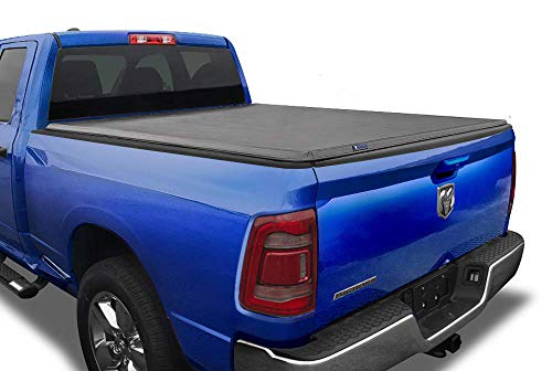 Tyger Auto T3 Soft Tri-Fold Truck Bed Tonneau Cover for 2019-2020 Ram 1500 New Body Style | 6.4' Bed | Not for Classic | Does Not Fit with Multi-Function (Split) Tailgate or RamBox | TG-BC3D1045