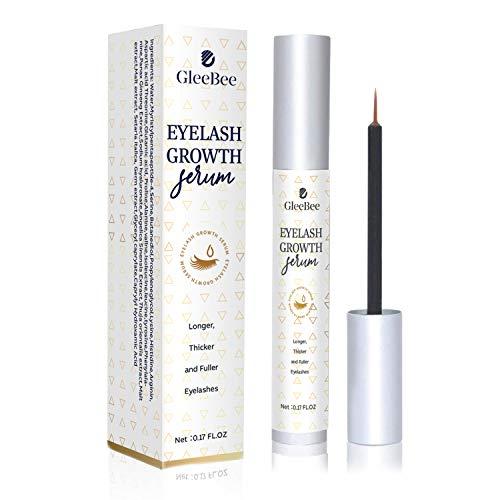 GleeBee Eyelash Growth Serum,Eyebrow Growth Serum,Natural Lash Enhancer and...
