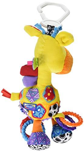 Playgro–Ciondolo attività Giraffa Jerry, 0186359