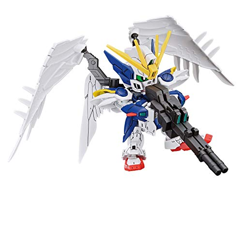 Bandai Hobby Sdcs #13 Wing Gundam Zero EW Gundam Wing: Endless Waltz, Multi (BAS5057841)