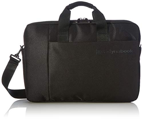 'Toshiba Notebook Carry Case (15/16'')', obsidian black