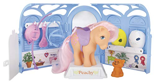 My Little Pony Playset Ecurie + Peachy, AKMLPECU1