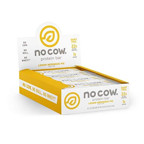 No Cow Protein Bars (12 Pieces)
