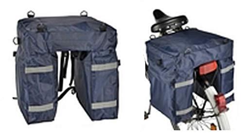 amara-global - Bolsa para sillín de bicicleta (nailon)