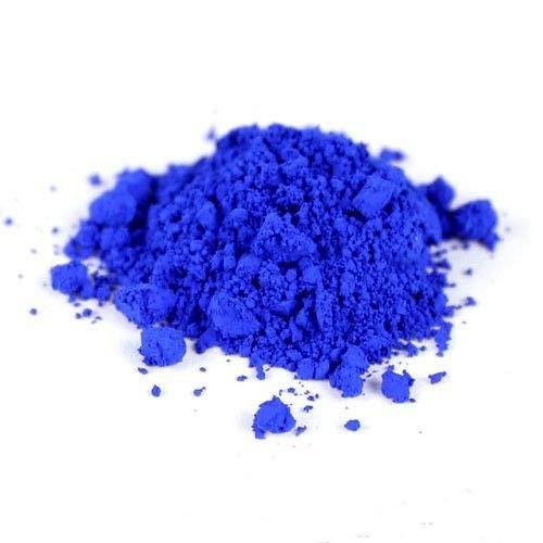 Ultramarine Blue Concrete Color Pigment Dye for Cement Mortar Grout Plaster 8oz