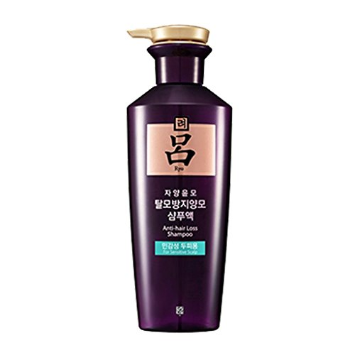 Ryoe [Ryo] Jayang Yoon Mo Anti-Haarverlust Shampoo, 400 ml, für empfindliche Kopfhaut