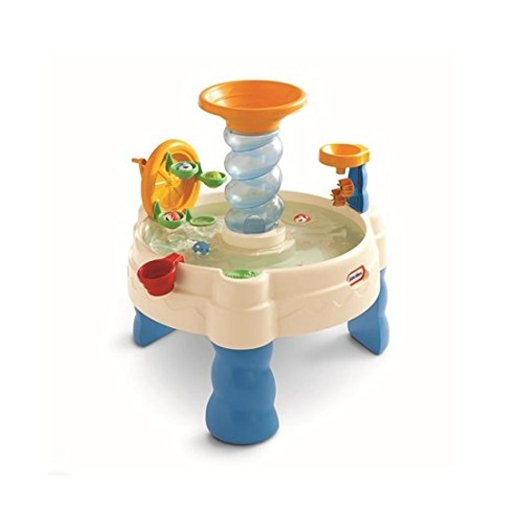 資格粘液団結するLittle Tikes Spirallin Seas Water Playtable