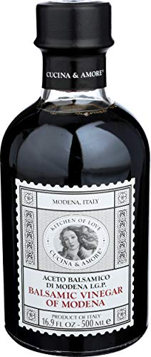 Cucina & Amore Balsamic Vinegar of Modena -- 16.9 fl oz