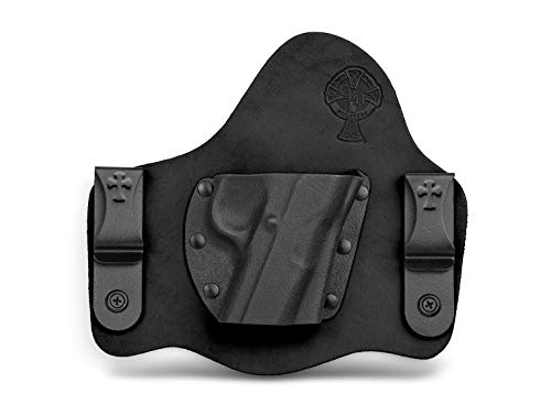 CrossBreed Holsters SuperTuck Concealed Carry Holster for Glock 17, 19, 22, 23, 25, 31, 32, 34...