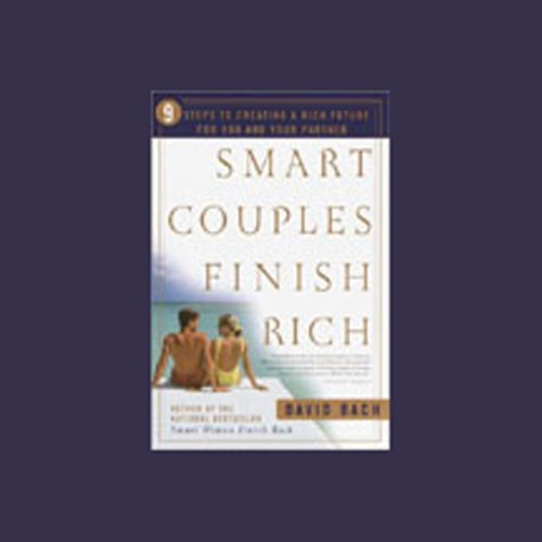 Page de couverture de Smart Couples Finish Rich