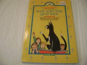 A Cat Called Max: Max and the Quiz Kids (Arch Book Series)