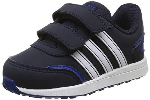 adidas VS Switch 3 I, Zapatillas, CBLACK/FTWWHT/ROYBLU, 27 EU