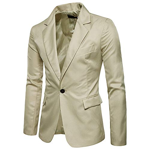 FRAUIT Mannen business pak jas een knoop colbert met V-hals blazer met voorvak business party bruiloft blazer coat jack elegant prachtige kleding super multicolor