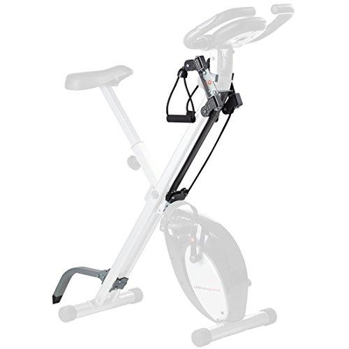 Ultrasport 331100000255 F-Bike, Attrezzatura per Home Trainer, Unisex – Adulto, Argento, Taglia Unica