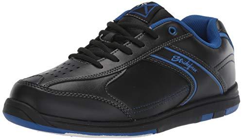 KR Strikeforce Bowling Shoes Flyer - Zapatos de Bolos para Hombre, Talla M, Color Negro, Azul Magenta, 10