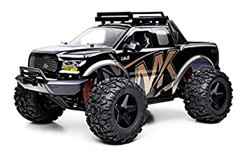SUBOTECH 1 10 Large RC Cars 2 Li-Po Batteries for 30+ Min Play RC Trucks for Boys and Adults High Speed 45+km/h 4WD 2.4Ghz 50M Control Range Hobby RC Truck 4x4 Off-Road
