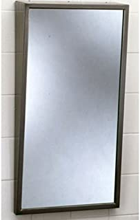 B-293 1836, 18W By 36H Tilt Mirror