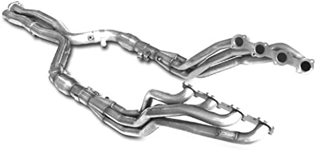 MHP Mercedes Benz 2003-2006 E55 & 2005-2006 CLS55 AMG SS Longtube Headers with X-Pipe and 3