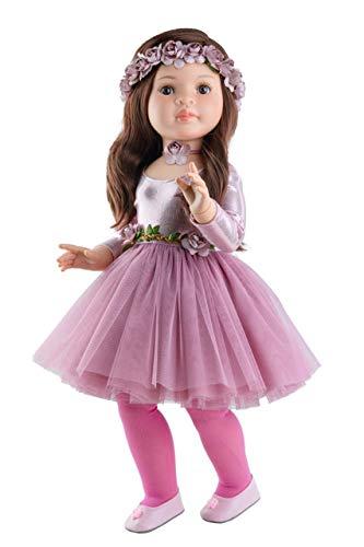 Unbekannt Paola Reina ROPA Puppe Königin Ballerina 60 cm Mehrfarbig (56500