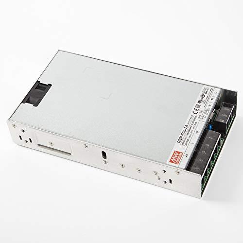 3d Accessoires imprimante MDYHJDHYQ Alimentation d'énergie de commutation régulée universelle pour le projet d'ordinateur radio, imprimante 3D 24V 20A 500W de bande de LED Accessoires imprimante 3d MD