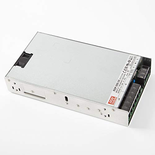 L.Z.HHZL Alimentation d'énergie de Commutation régulée Universelle pour Le Projet d'ordinateur Radio, imprimante 3D 24V 20A 500W de Bande de LED Accessoires d'imprimante 3D