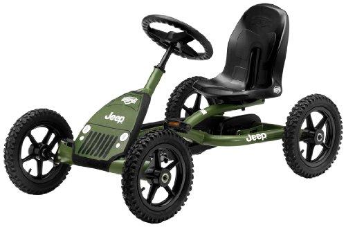 Berg Toys - 24.21.34 - Vélo et Véhicule pour Enfant - Jeep Junior
