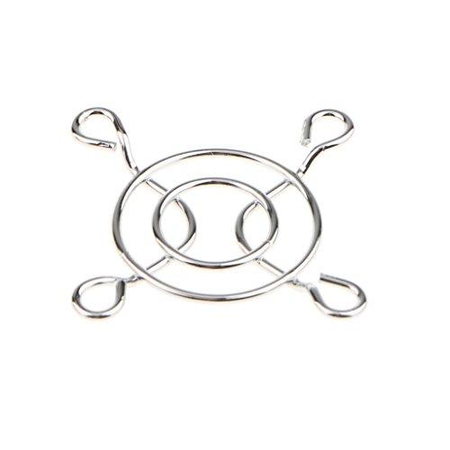 B Blesiya Protezione della Ventola con Copertura in Filo Metallico per Stampante 3D - Protezione Contro Gli Infortuni Causati dalla Rotazione della Ventola 15,7