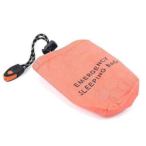 ADHG Pellicola in Alluminio PE Sacco di Materiale da Compressione Portatile Sacchi in Poliestere Resistente all\'Acqua per Sacco a Pelo Abbigliamento Campeggio Escursionismo Zaino in Spalla