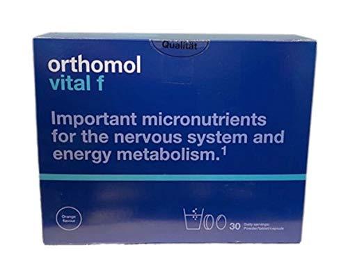 Orthomol Vital F Orange Flavour