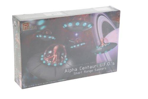 Pegasus Hobbies Alpha Centauri UFO