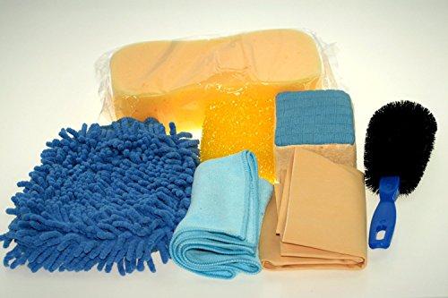 Voiture à laver Set Lot de 7 tournevis avec étui et produits de haute qualité