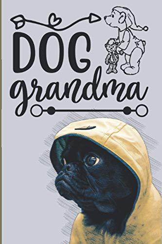 Dog Grandma: Service Dog Training Log Book Pet Owner Record Book Train Your...