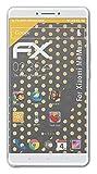 atFolix Panzerfolie kompatibel mit Xiaomi Mi Max Schutzfolie, entspiegelnde & stoßdämpfende FX Folie (3X)