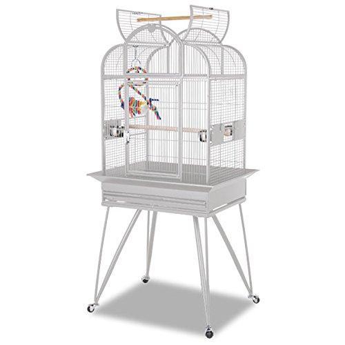 Montana Cages ® | Sittichkäfig Brazil - in Platinum Voliere, Käfig für Sittiche
