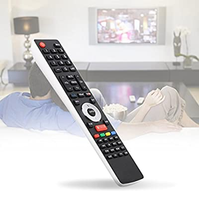 Jessicadaphne Portable Universal Smart Intelligent TV Remote Control Controller EN-33922A for Hisense LCD LED HDTV from Jessicadaphne
