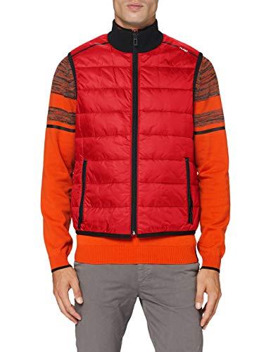 HUGO Herren Jacket Bown2031, Open Pink(693), L