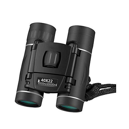 HYY-YY Telescopio Hd 40X22 Mini binoculares telescopio ó