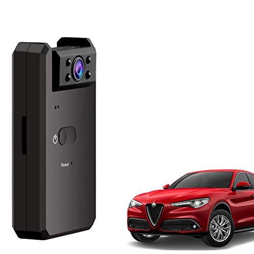 Telecamera spia per auto in sosta nascosta microcamera infrarossi sensore movimento