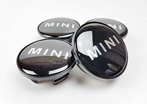 Just German Parts 36131171069 - 4 tapas centrales de rueda, de aleación con el logotipo de Mini, 54 mm