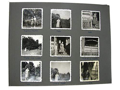 Privates Fotoalbum DDR um 1956