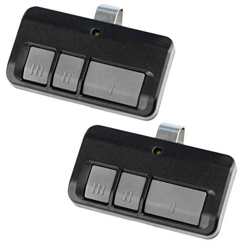 Buy Discount 2 Garage Door Opener Remote Control for Chamberlain/Liftmaster/Craftsman 893LM 953EV-P2...