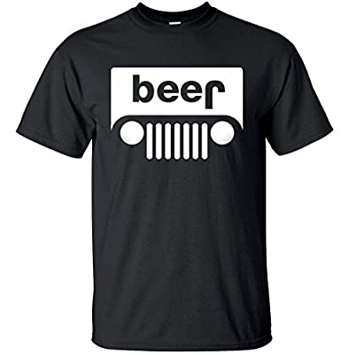 YM Wear Adult Beer Funny Drinking T Shirt
