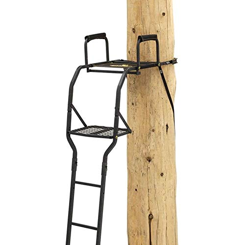 Rivers Edge RE660 Rivers Edge Classic XT 1-Man 16FT Ladder Stand