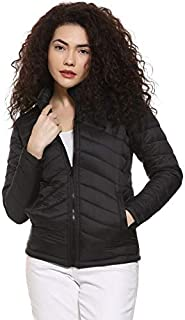 Campus Sutra Full Sleeve Women Bomber Casual Jacket
