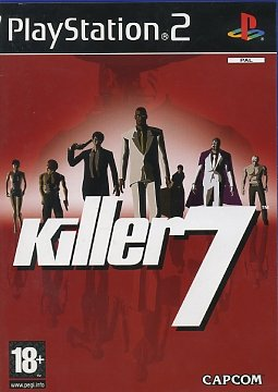 killer 7 ps2 italiano