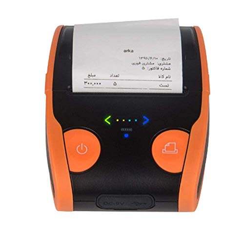 Best Buy! Heavensense Thermal Printer Android Bluetooth 58MM Label Mini POS Receipt Sticker Printer ...
