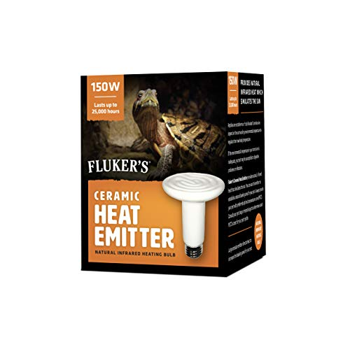 Fluker's Ceramic Heat Emitter for Reptiles